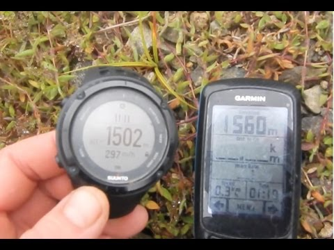 Review of Ambit2 Battery and Altimeter