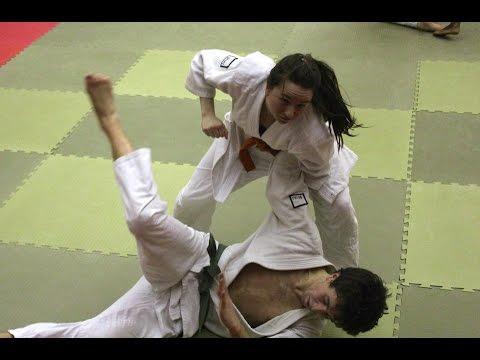 This Girl Can Throw - Jiu Jitsu Women from Highbury Jitsu Club