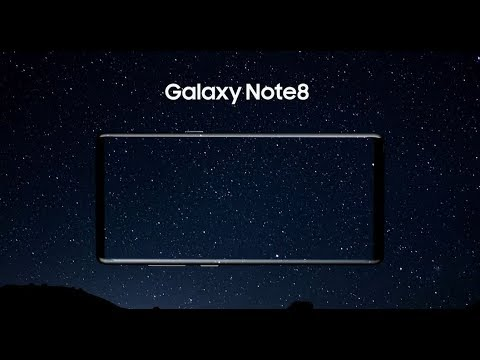 Samsung Galaxy Note8 -  Official Introduction