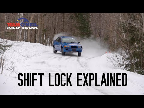 Shift Lock Explained