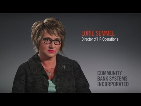 Customer Testimonial: Community Bank
