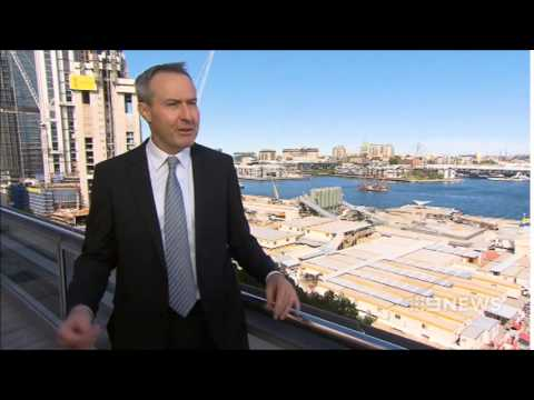 Nine News Sydney: Crown Resort a step closer to reality (6/3/2015)
