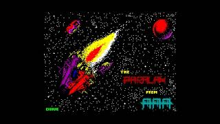 Kocmoc Megademo - AAABand Group [HDTV][#zx spectrum AY Music Demo]