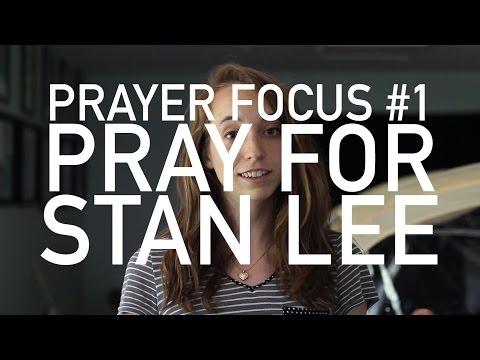 Prayer Focus #1 - Docuministry Blog
