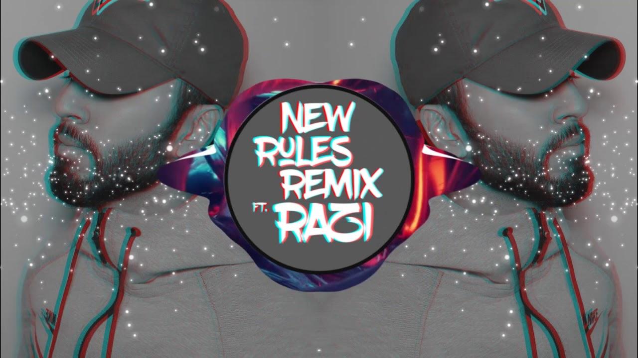 Dua Lipa - New Rules (RAZI REMIX)