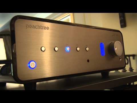 Peachtree Audio's Nova 220 SE integrated amp marries muscle and musicality