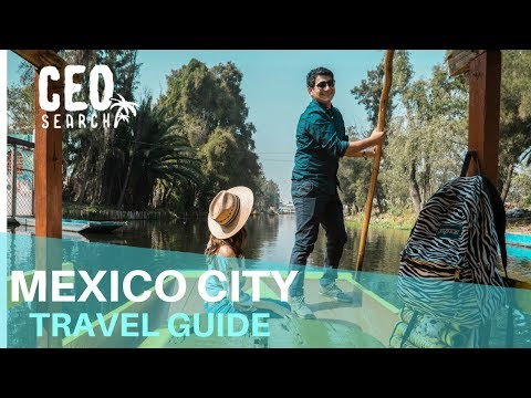 TRAVEL GUIDE | The perfect day in MEXICO CITY