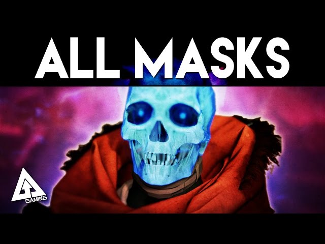 Check Out All 17 Halloween Masks To Collect In Destiny's Festival ...