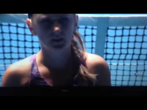 Sloane Stephens hits Azarenka where it hurts