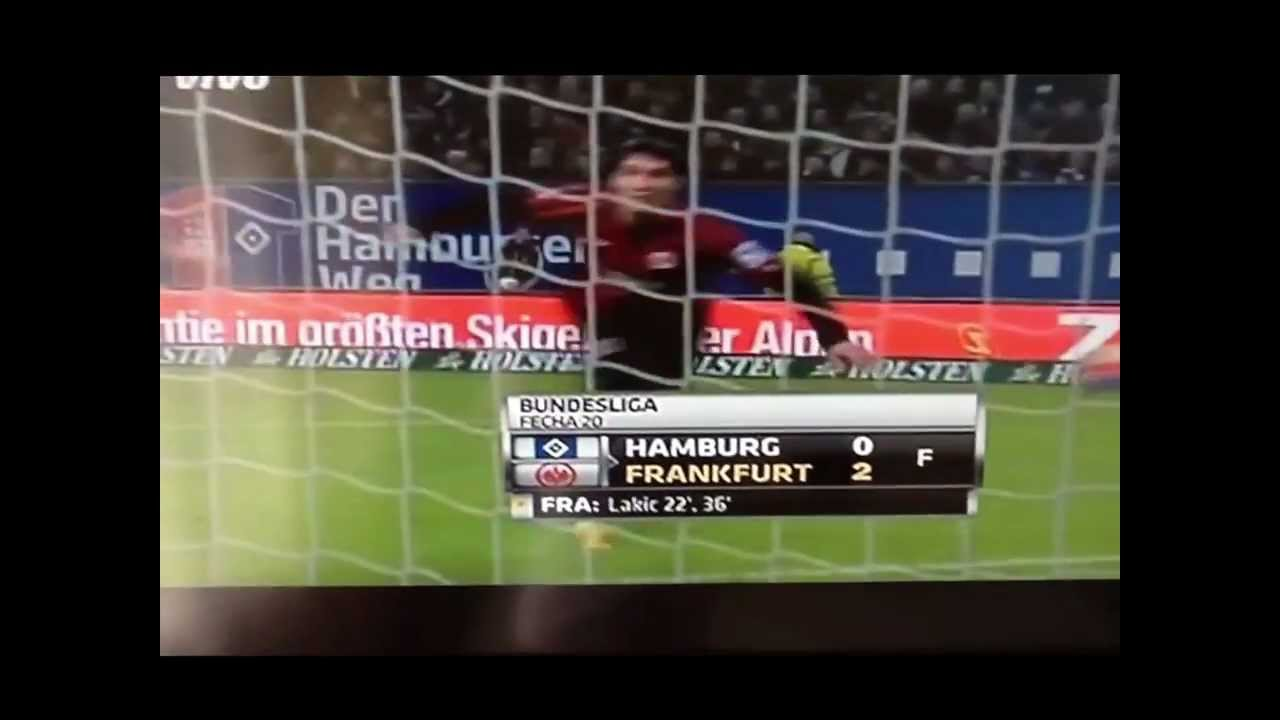 Hamburg Vs Frankfurt