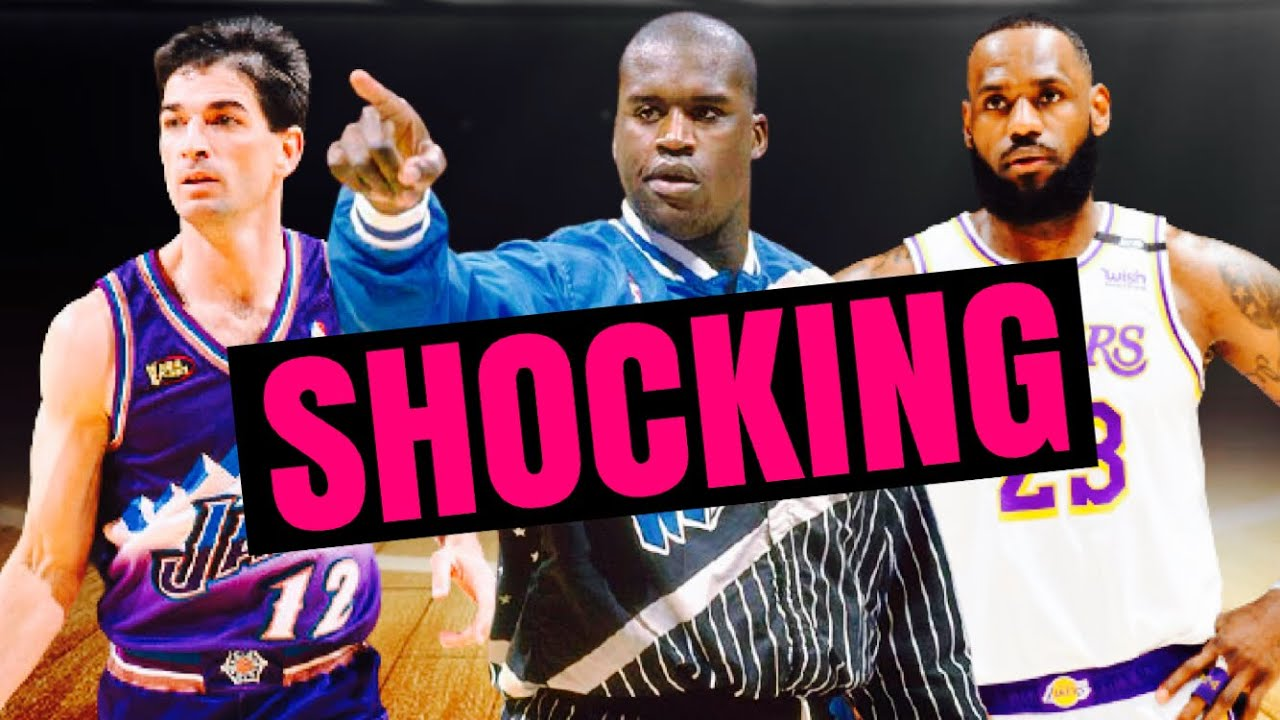 10+ Straight Minutes of NBA Facts (Part 7)