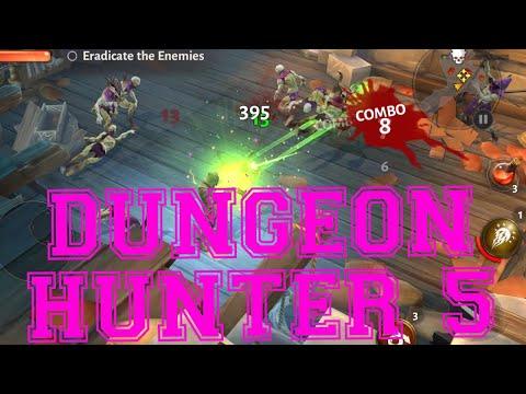 Dungeon Hunter 5 : First 15 - Hack & Slash RPG