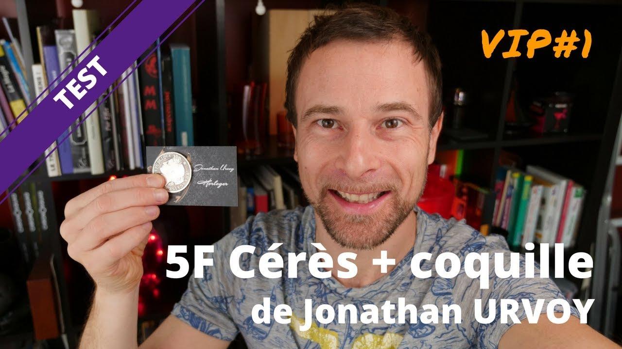 [Tour] [VIP????] ???? Pièce 5F Cérès de Jonathan URVOY à gagner ! ????