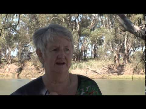 Yvonne Jennings on the Women on Farms Gathering