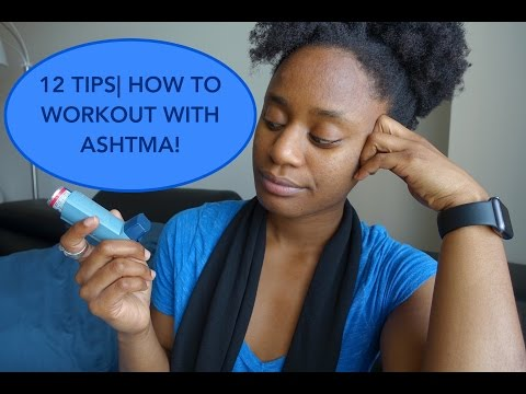 12 TIPS| HOW TO WORKOUT WITH ASTHMA!