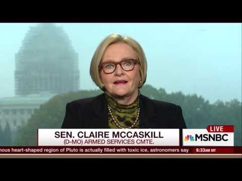 Joe Scarborough To Claire McCaskill: Everything You Say Is Filled With A Barb And An Insult