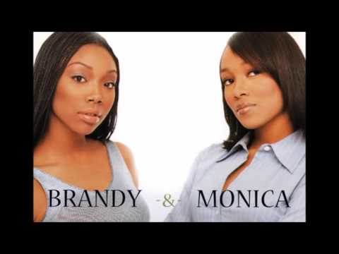 BRANDY FEAT MONICA - THE BOY IS MINE - WITH LYRICS