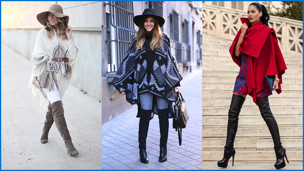 How to Wear Blanket Coats to Look Stylish This Winter - YouTube