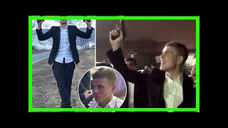 Russia star aleksandr kokorin stuns wedding guests by firing gun in celebration