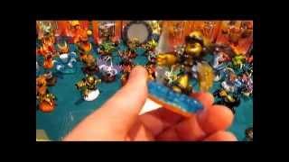 Skylanders Giants Unboxing Legendary LightCore Chill