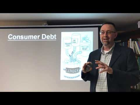 Harmful Effects of Not GETTING OUT OF CONSUMER DEBT and STAYING OUT OF CONSUMER DEBT
