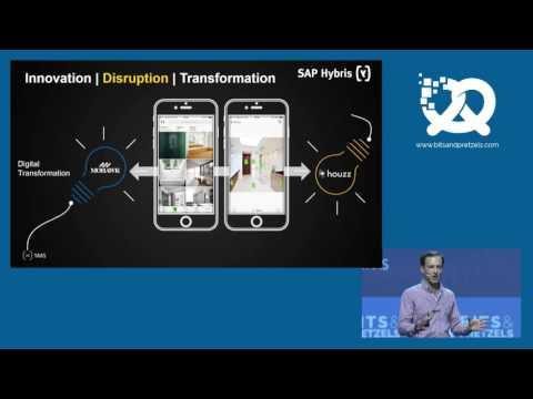 Moritz Zimmermann (SAP Hybris) - Microservices: a driver for the digital revolution