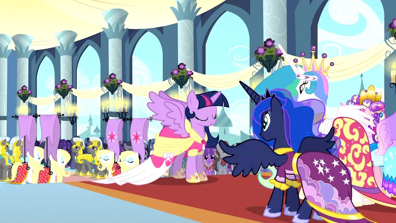 Behold Princess Twilight Sparkle Song
