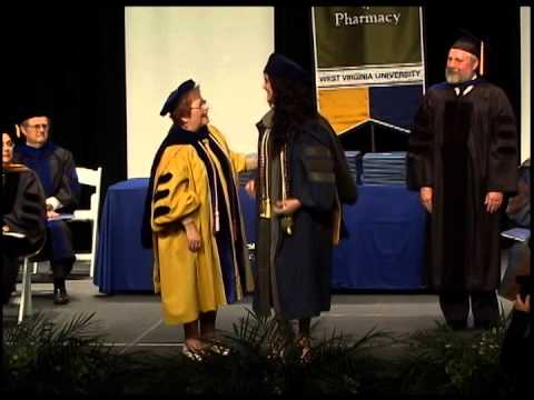 School of Pharmacy, May Commencement, 2014: West Virginia University