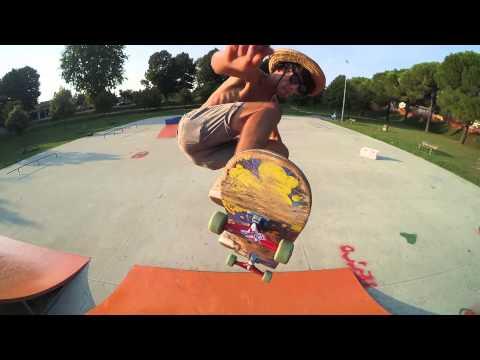 Alberto Razzauti @ Pisa Skate Park