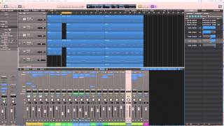 Logic Pro X Deutsch - Das Crash Tutorial - Logic X Tutorial 62