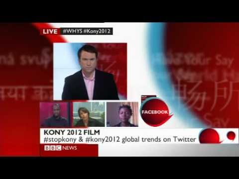 BBC World Have Your Say: What do you make of Kony 2012?