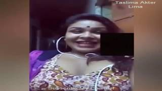 একি করল ছি ছি New Bangla Hot Video Imo Live Video Call Taslima Akter Lima