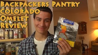 Backpackers Pantry Colorado Omelet Review - Long Term Food Storage