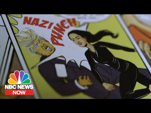 When AOC Has A Comic Book, Have They Become Too Political? Stan Lee Wouldn't Think So | NBC News Now