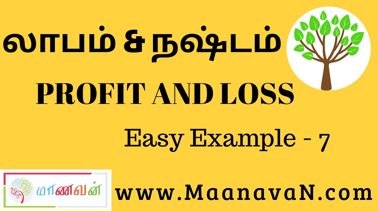 Profit And Loss Maths Tricks Videos - YouTube