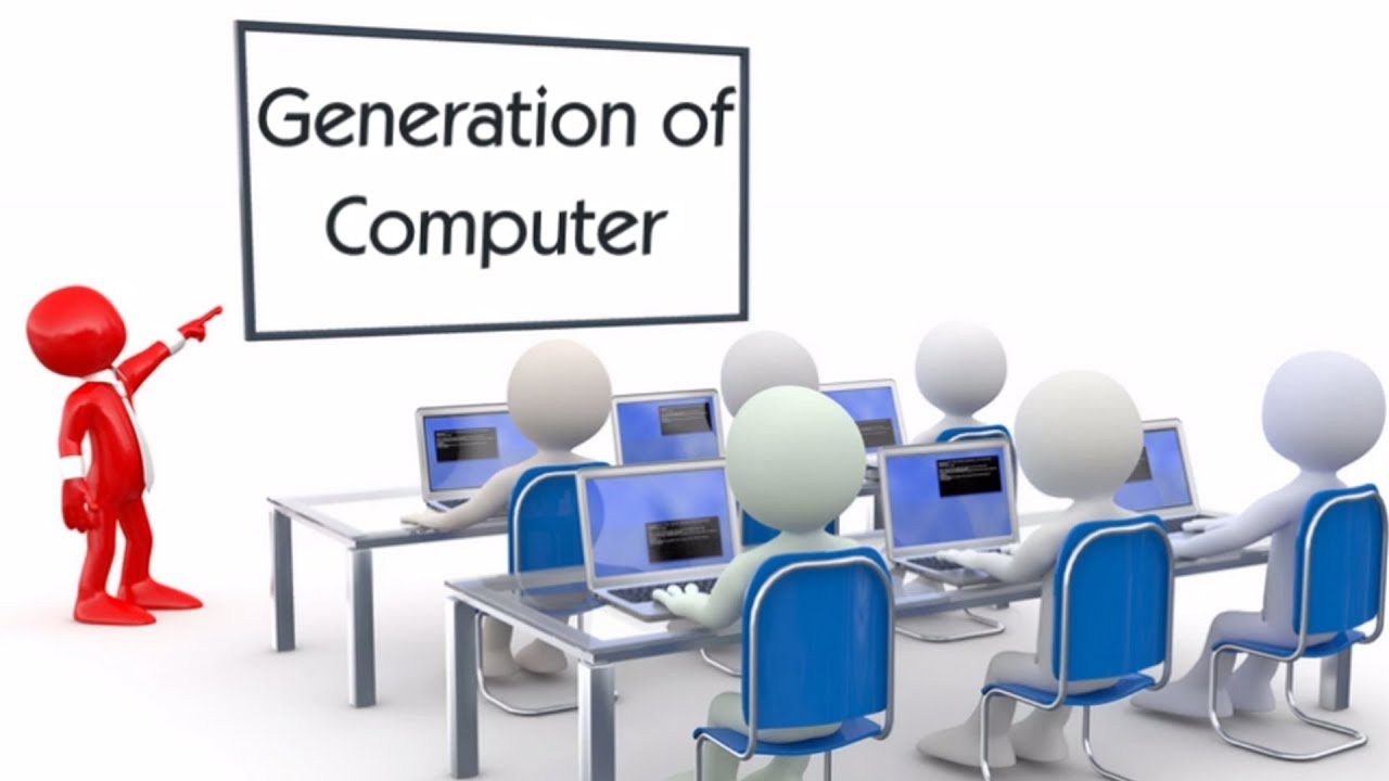 generation of computer in english