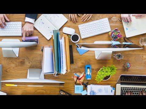 Как организовать Рабочее место? Рабочие кабинеты знаменитых людей