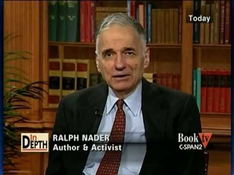 Ralph Nader Defends Wikipedia