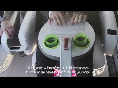 Future Of Automotive Interior Third Living Space Youtube