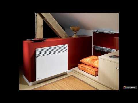 Настенные электрические конвекторы отопления