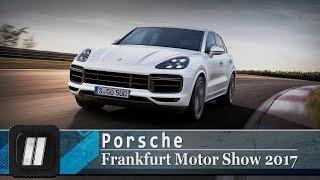 Porsche Cayenne Turbo 2018. Подробности.