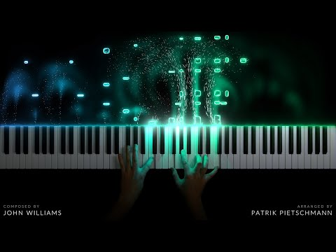 Star Wars - The Force Theme (Piano Version)