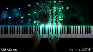 Star Wars - Tнe Force Theme (Piano Version)
