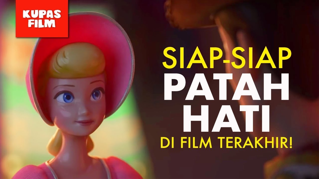 Review Film - TOY STORY 4 (2019)