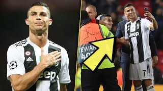 Download Video Cristiano Ronaldo Returns To Old Trafford 2018 | Crazy Atmosphere & Fans | Manchester 0-1 Juventus MP3 3GP MP4