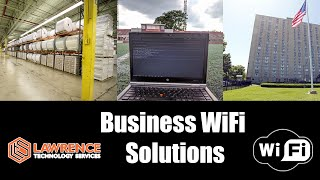 Business WIFi Solutions we offer