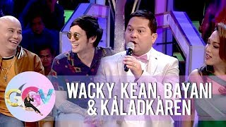 Kaladkaren's joke  drives Bayani crazy  | GGV