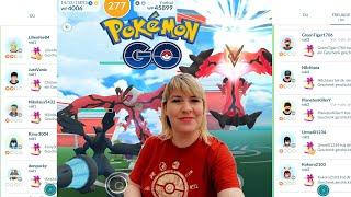 Yveltal Raid Party & Shiny Erfolg I Pokémon GO deutsch Berlin #670