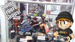 AMAZING Anime Figure Shops in Akihabara!