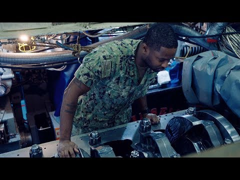 Navy Machinist's Mate Auxiliary – MMA